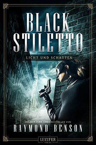 Licht und Schatten (Black Stiletto 2) kostenloser Thriller als eBook