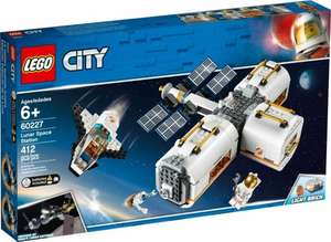 LEGO City Space - Mond Raumstation
