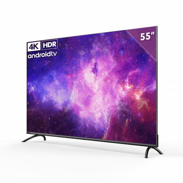 KAGIS 55″ 4K UHD GIS Befreiter Fernseher