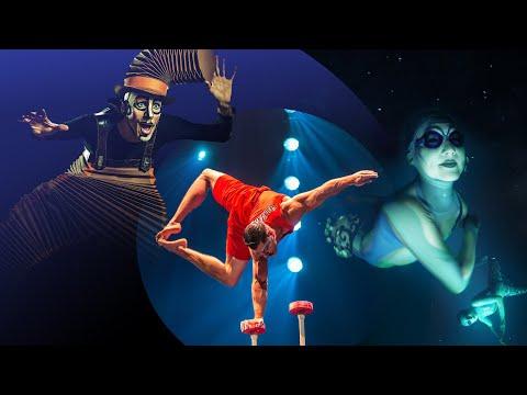 Cirque du Soleil: 60 Minuten Special kostenlos auf YouTube in FullHD