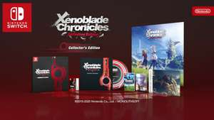 Xenoblade Chronicles Definitiv Edition Collectors Edition Nintendo Switch