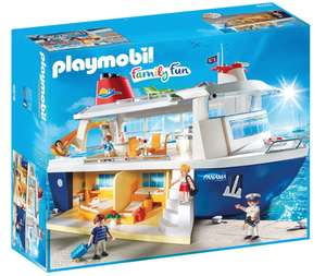 Preisjäger Junior: Playmobil Family Fun - Kreuzfahrtschiff