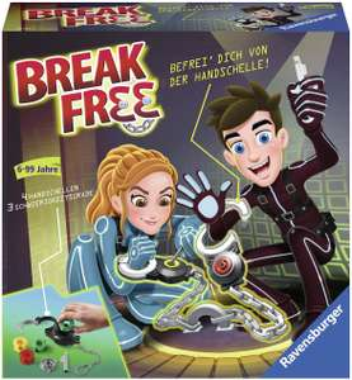 Ravensburger Break Free