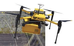 (Info) Post startet Drohnen-Lieferung in Österreich!