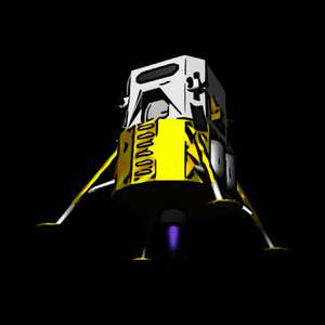 Perilune - 3D Moon Lander Simulator kostenlos für Android