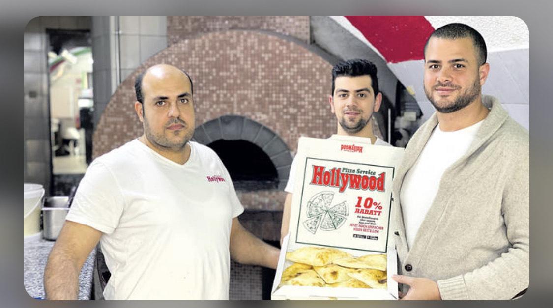 [Lokal] Zwettl- Pizza Hollywood verschenkt Brot an über 65Jährige
