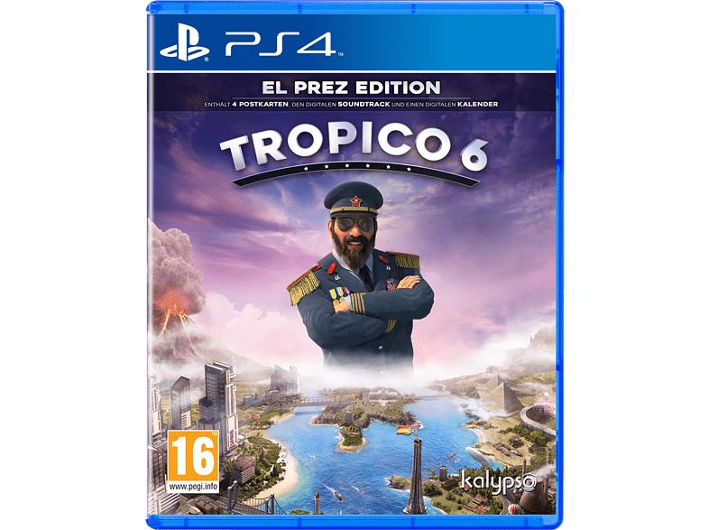 [Mediamarkt] Tropico 6 für PS4 um nur 18,99€ statt (31,39€)