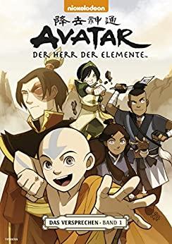 Avatar - Der Herr der Elemente (eBook)