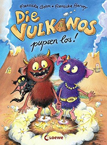 Die Vulkanos pupsen los! kostenlos als eBook