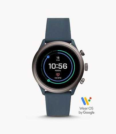 [Fossil] Smartwatch Sport FTW4021 mit Wear OS um nur 84,15€ statt (150,95€)