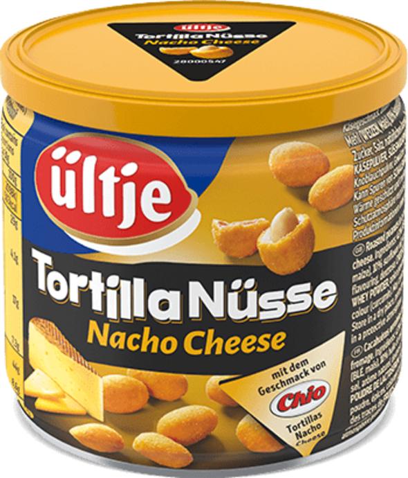ültje Tortilla Nüsse Nacho Cheese GRATIS testen - 100% Cashback