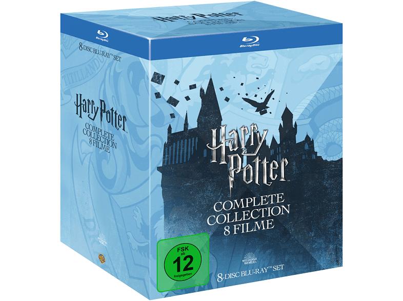 [Mediamarkt] Harry Potter - Complete Collection [Blu-ray] um 30€ Bestpreis!