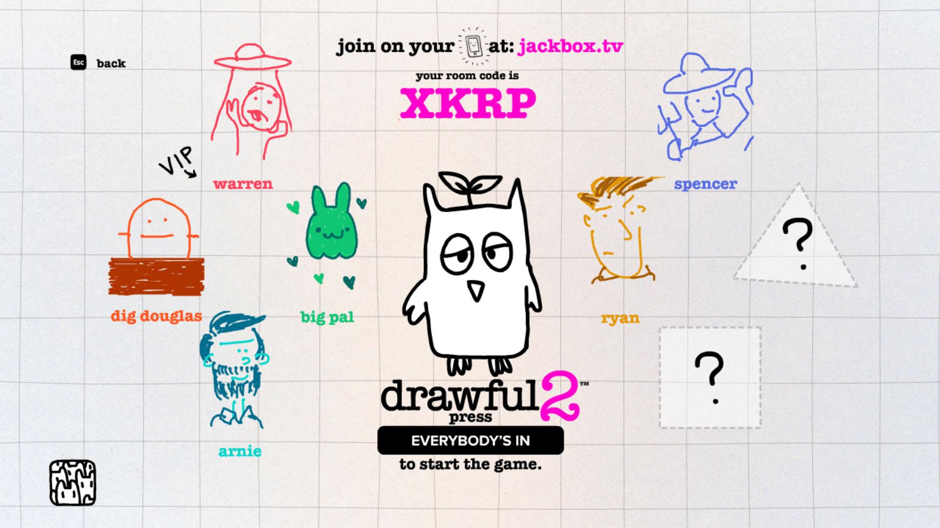 Drawful 2 kostenlos bei Epic Games