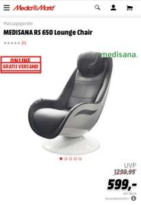 MEDISANA RS 650 Lounge Chair [Mediamarkt.at]
