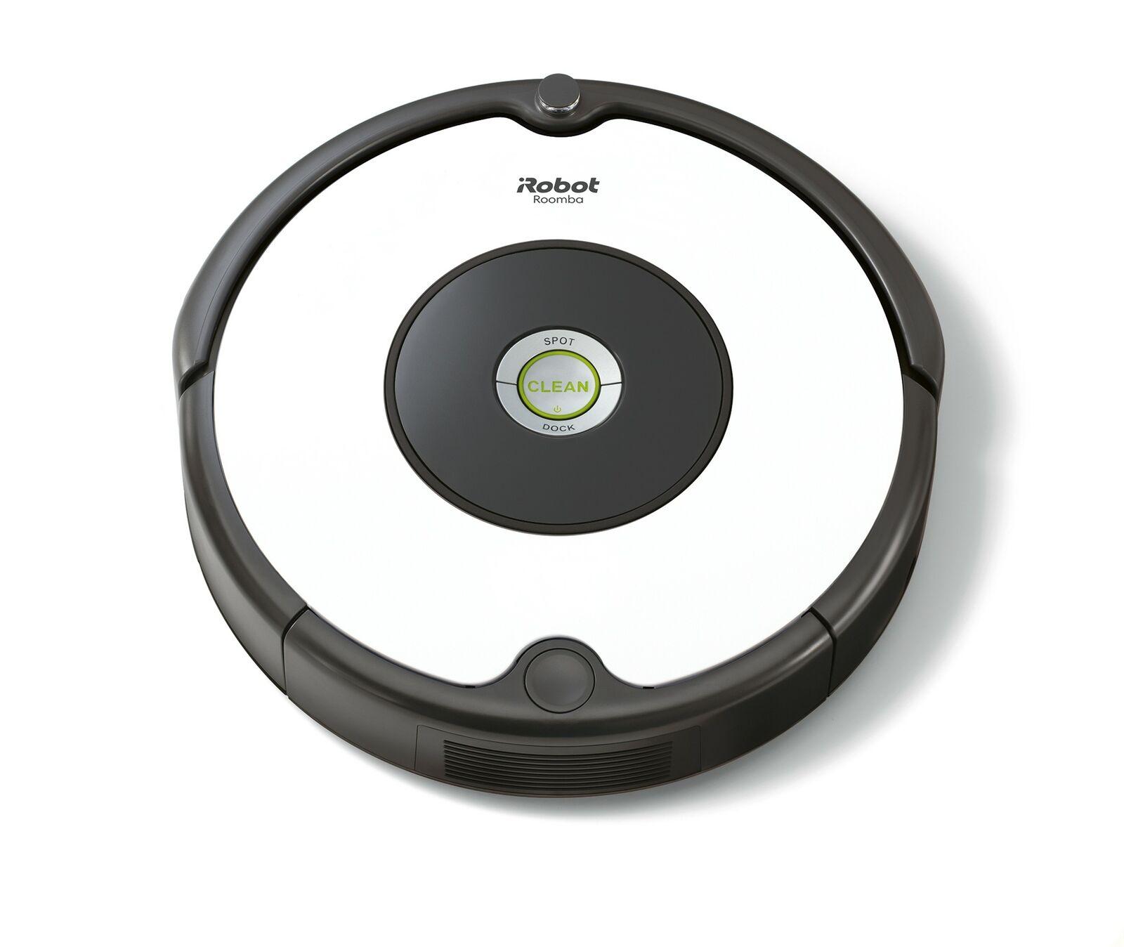 iRobot Roomba 605 Saugroboter - inkl. Herstellergarantie - Vom Hersteller generalüberholt