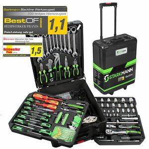 [Ebay] Starkmann Blackline Werkzeugkoffer für 106,90€ (statt 173€)