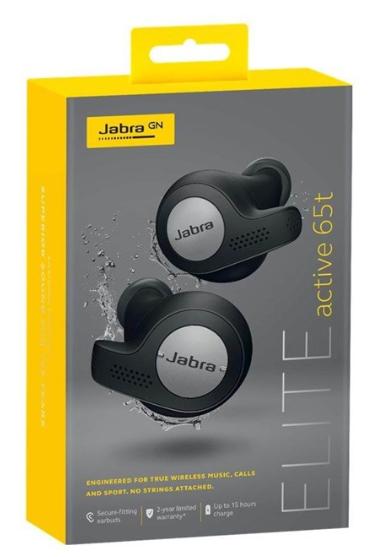 [Mediamarkt] JABRA True Wireless Kopfhörer Elite Active 65t Black um 109€ statt (128,90€)