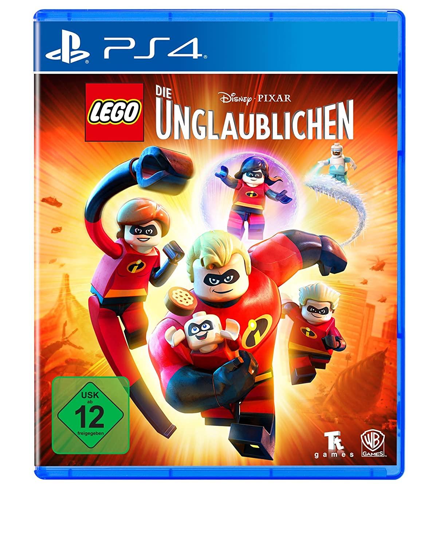LEGO Die Unglaublichen [PlayStation 4]