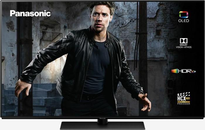 Panasonic TX-55GZW954 OLED Fernseher (3840x2160, HDR10, HDR10+, HLG, 4x HDMI 2.0 (HDCP 2.2), SAT-IP-Client)