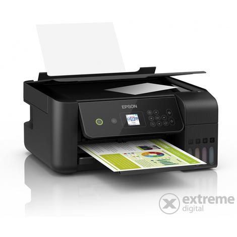 Epson EcoTank L3160 Multifunktionsdrucker mit Refill-System