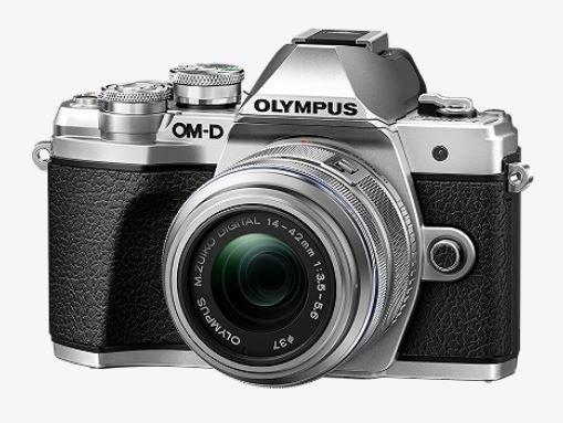 Olympus OM-D E-M10 Mark III + 14-42mm R + 45mm f1.8