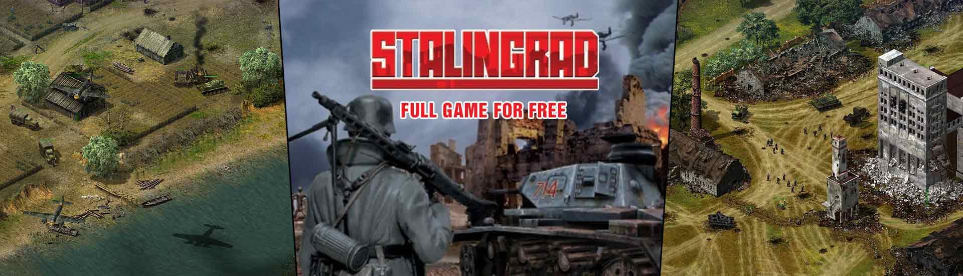 Indiegala: Stalingrad kostenlos (PC)