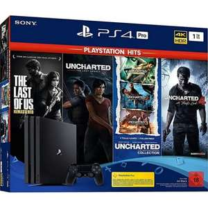 PS4 Pro Bundle bei electronic4you und majdic