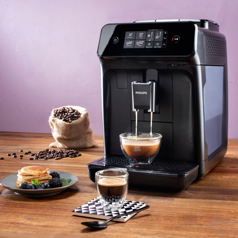 [Hofer] PHILIPS Kaffeevollautomat Omnia Puro EP1200/00 um 229€ statt (279€)