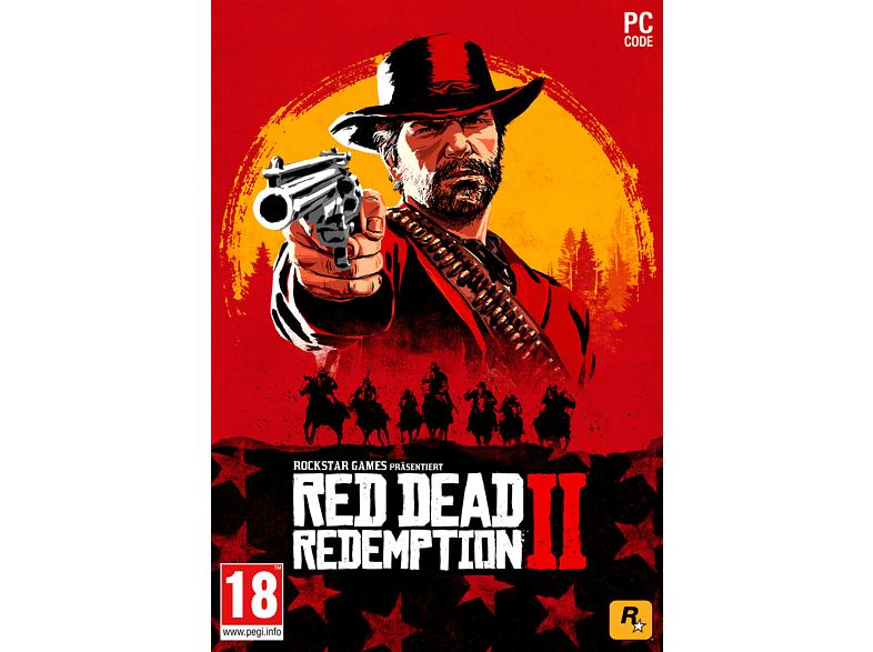 [Mediamarkt] Red Dead Redemption 2 (Code in the Box) PC um 34,99€