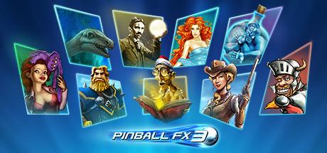 Steam - Pinball FX3 Care Package (Spiel + 3 DLCs) kostenlos