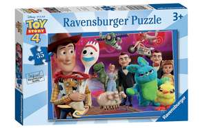 "Preisjäger Junior: Ravensburger Puzzle ""Toy Story 4"""