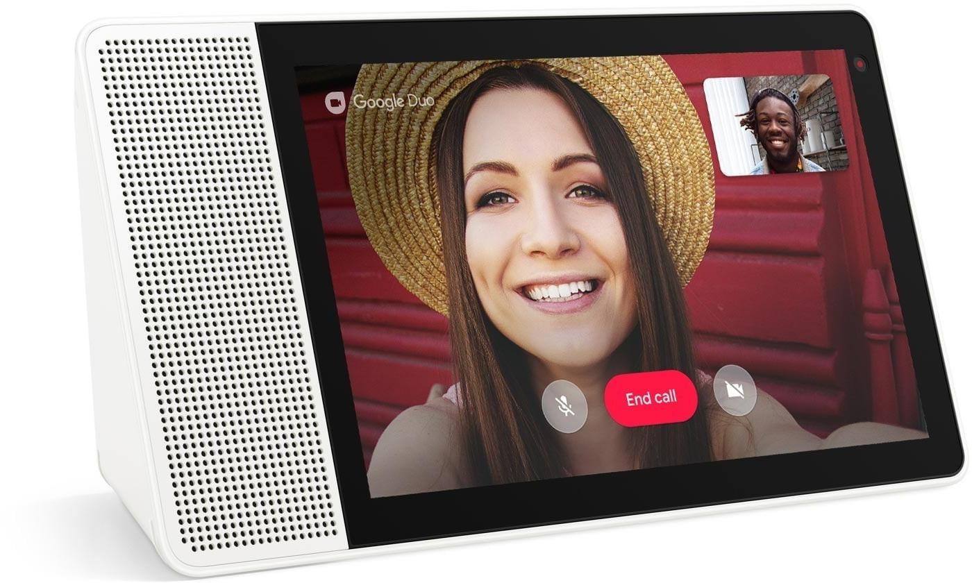 "Lenovo Smart Display mit Google Assistant 8"""