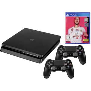 PlayStation 4 1TB FIFA 20 Bundle 2 Controller
