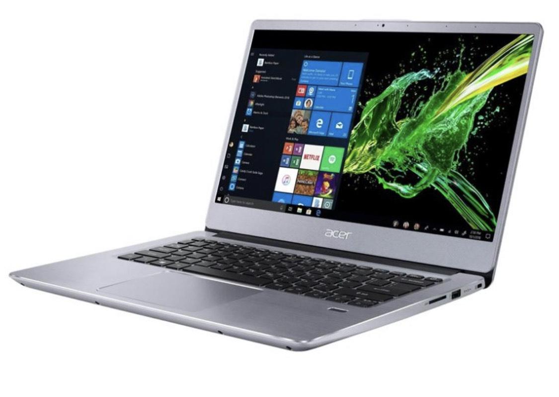 [Dreiland] Acer Swift 3 Notebook SF314-41G-R57B, silber