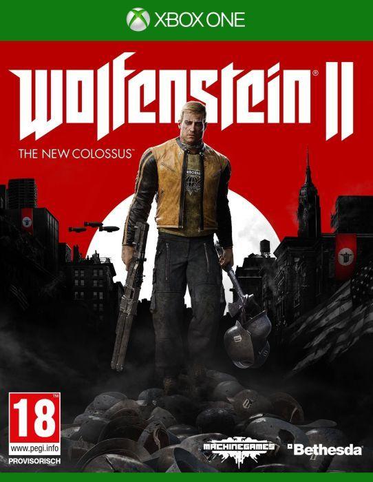 Wolfenstein 2: The New Colossus(Xbox One) (+ Doom für 16,49 €)