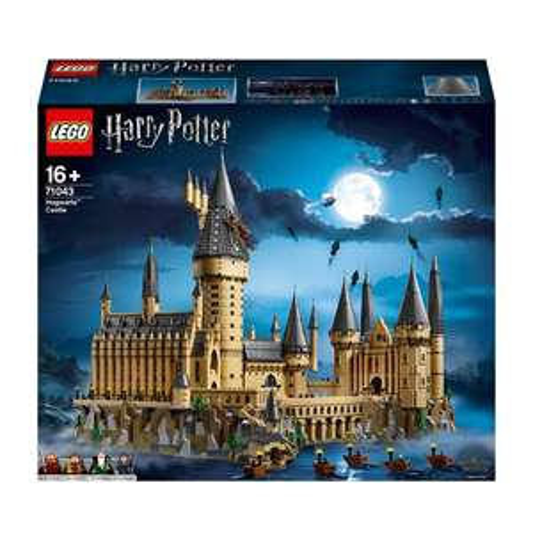 [Smythstoys] LEGO - 71043 Schloss Hogwarts mit 6000 Teilen um 339€ statt (390€)