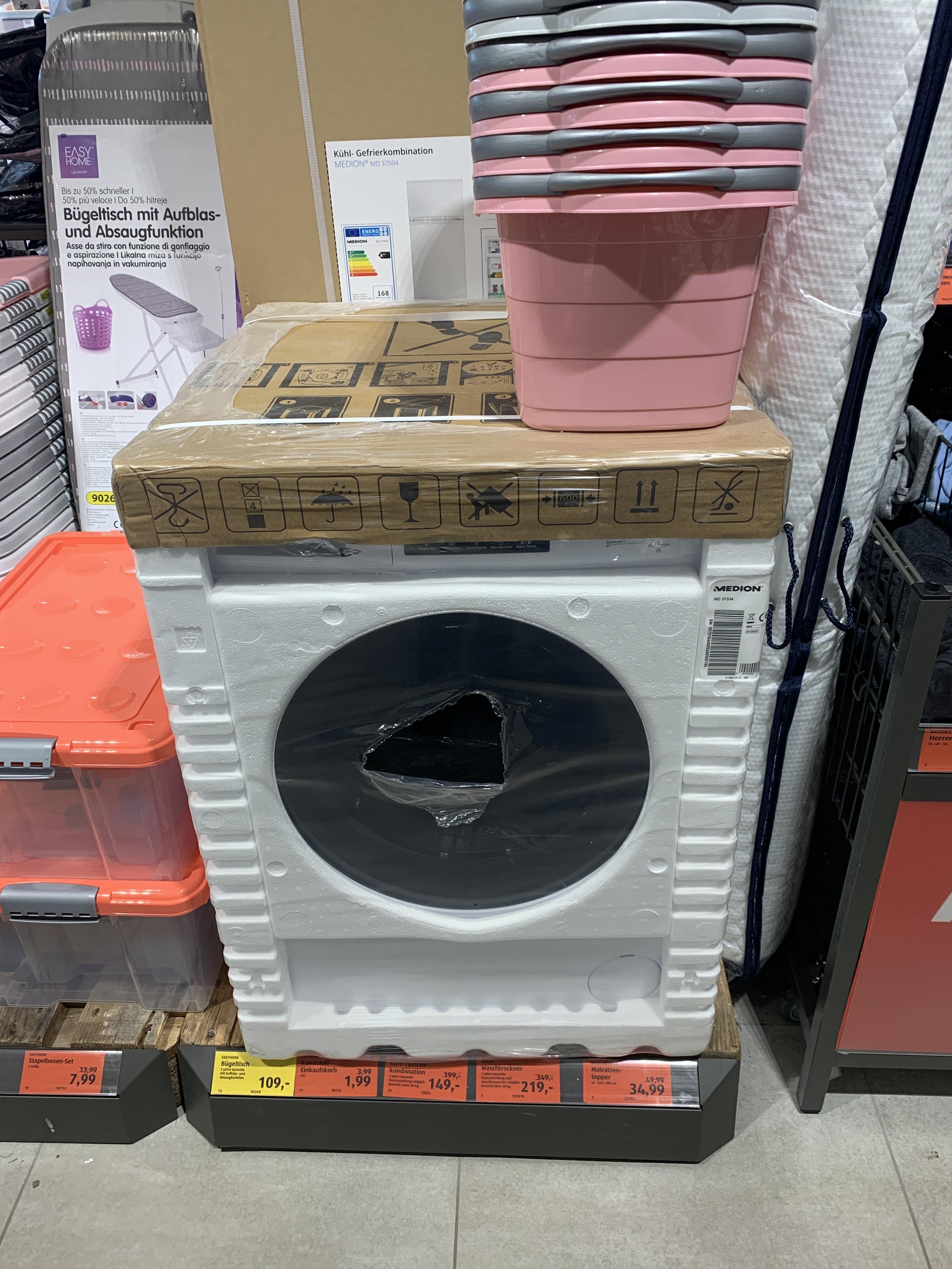 Waschtrockner Medion MD37334