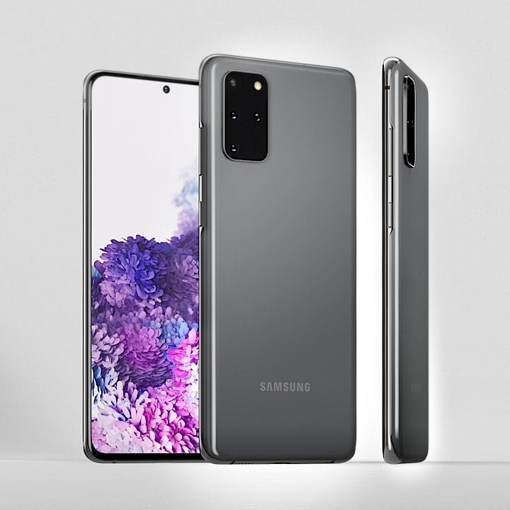 [fonmarkt.at] Samsung Galaxy S20+, Dual SIM 128GB, Grey, G985