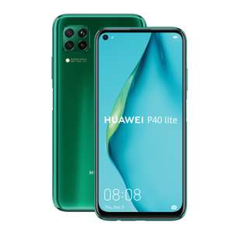 [fonmarkt.at] Huawei P40 lite Dual-SIM 128GB, Crush Green