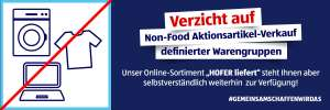 [Info-Deal] Hofer Non-Food-Artikel