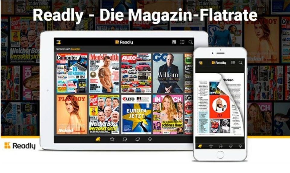 2 Monate kostenlos Magazine online lesen (auch Bestandskunden)