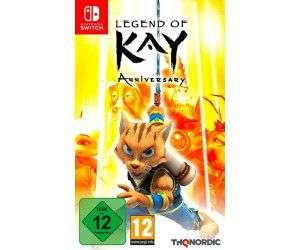 Legend of Kay: Anniversary Nintendo Switch