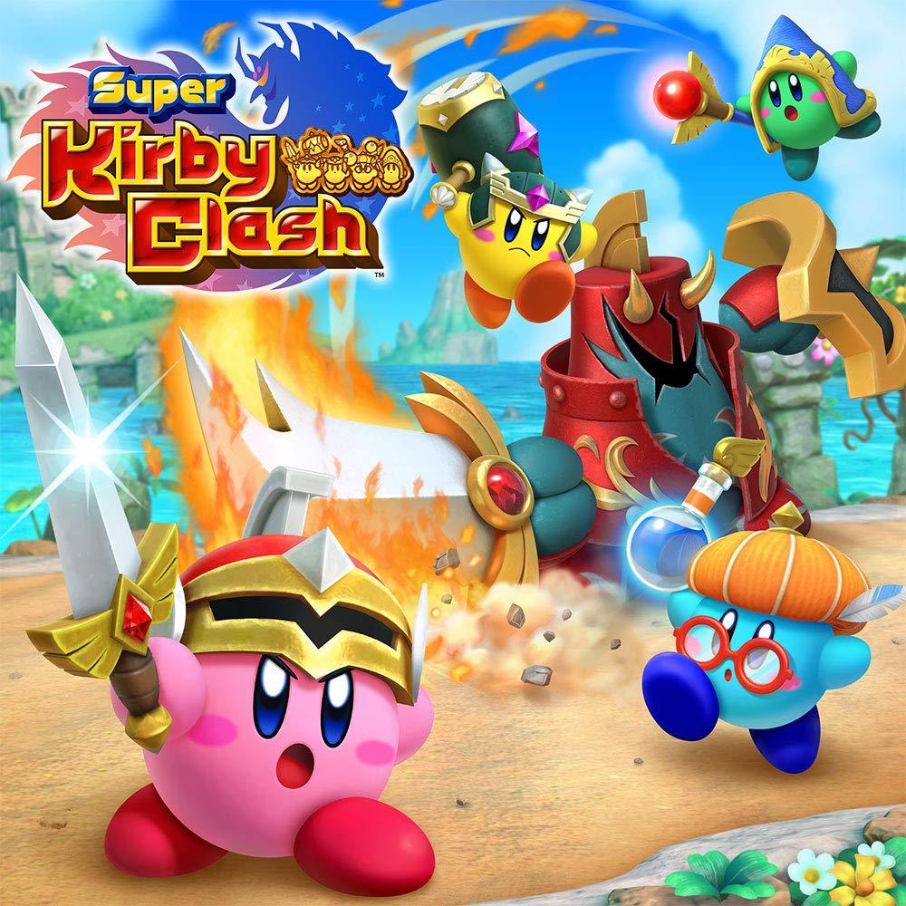 AMAZON. de l Preisfehler? Super Kirby Clash Standard | Nintendo Switch - Download Code um 0,00 EURO