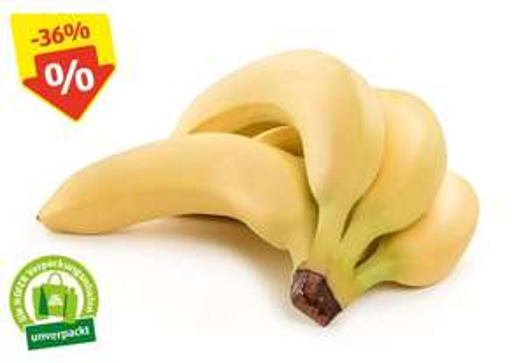 [Hofer] Bananen 89 Cent, 500g Champions 1,11 Euro, Bio-Radieschen 69 Cent, Osterschinken 5,99 Euro