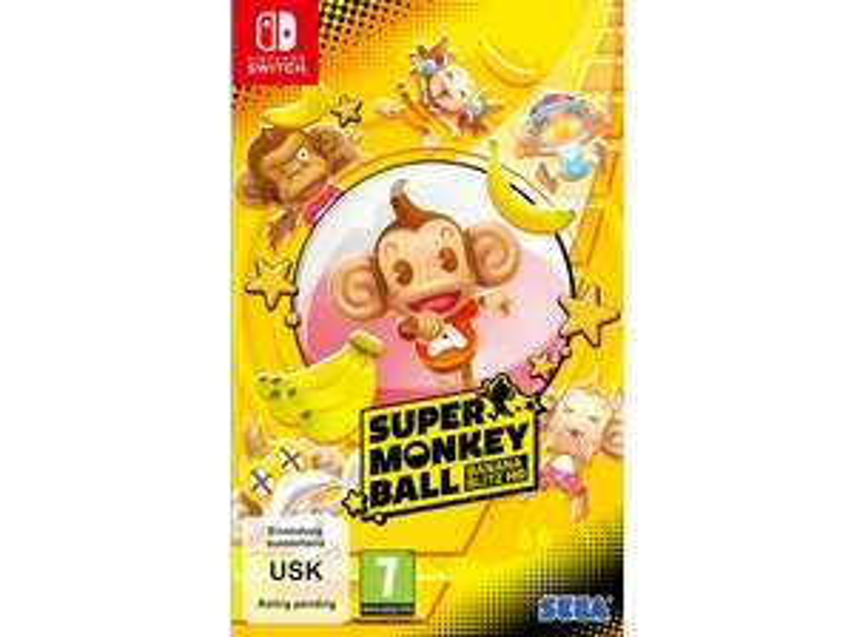 Super Monkey Ball Banana Blitz HD für Nintendo Switch