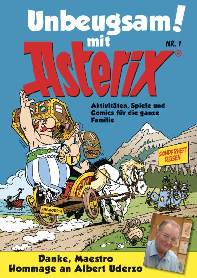 """""""Unbeugsam mit Asterix"""", gratis"""