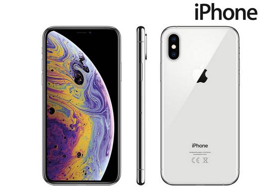 iPhone XS 512GB silber zum Bestpreis!