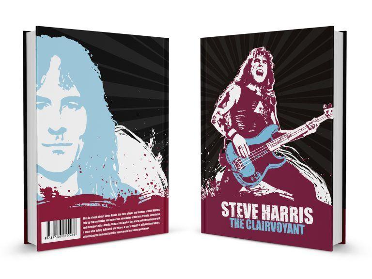 Iron Maiden Bücher kostenlos vom Autor (Englisch, eBook)