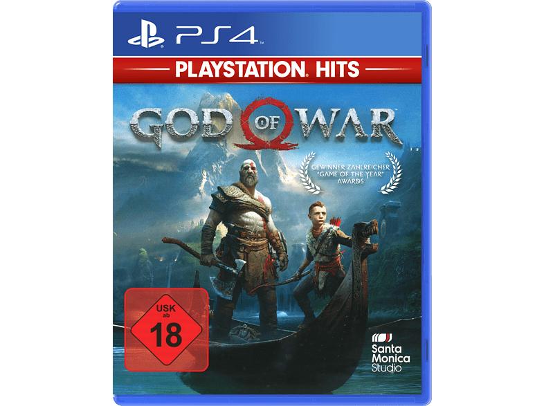 PS4 PlayStation Hits: God of War