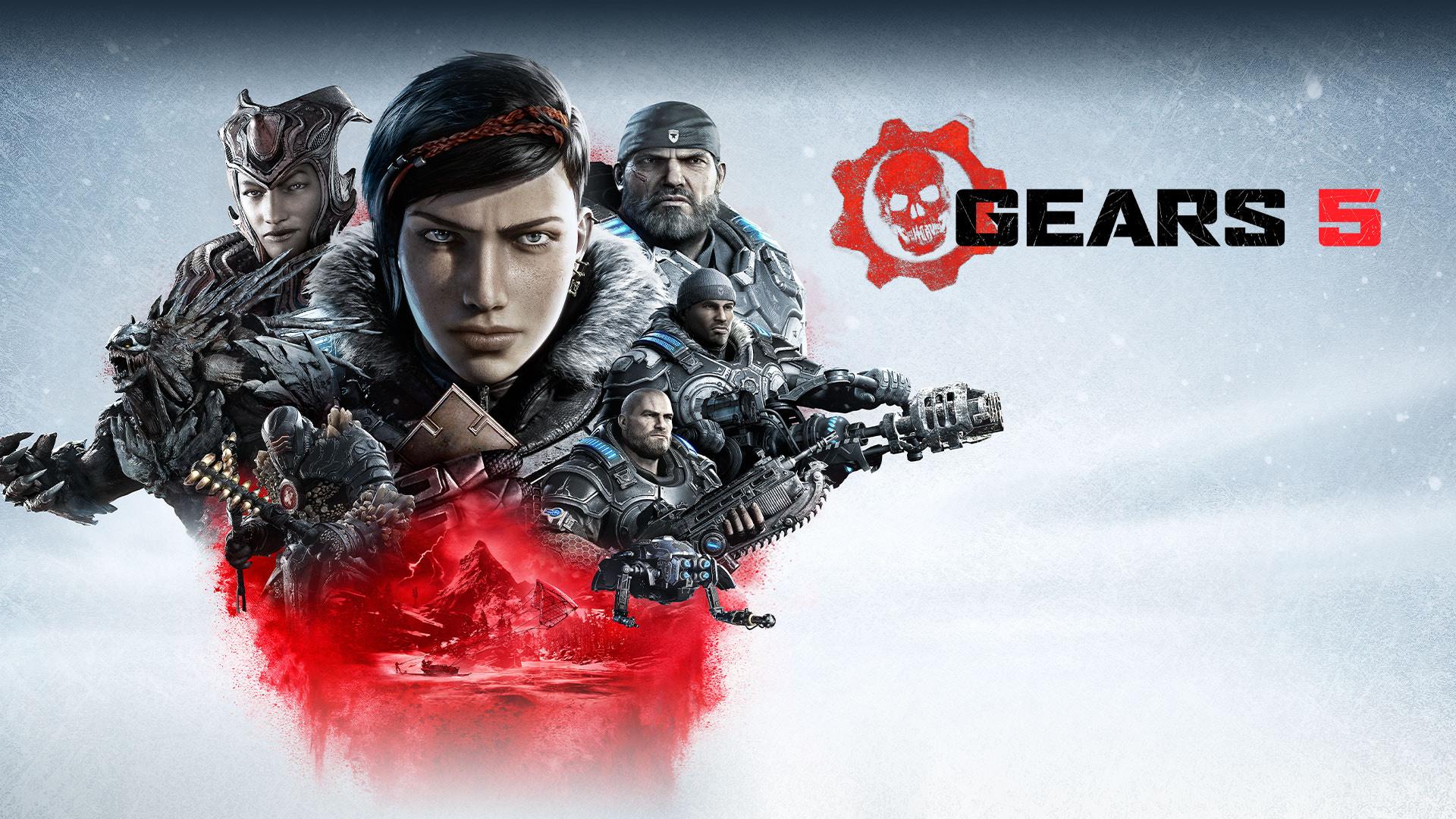 Gears 5 kostenlos für PC und Xbox bis 13.04 spielen